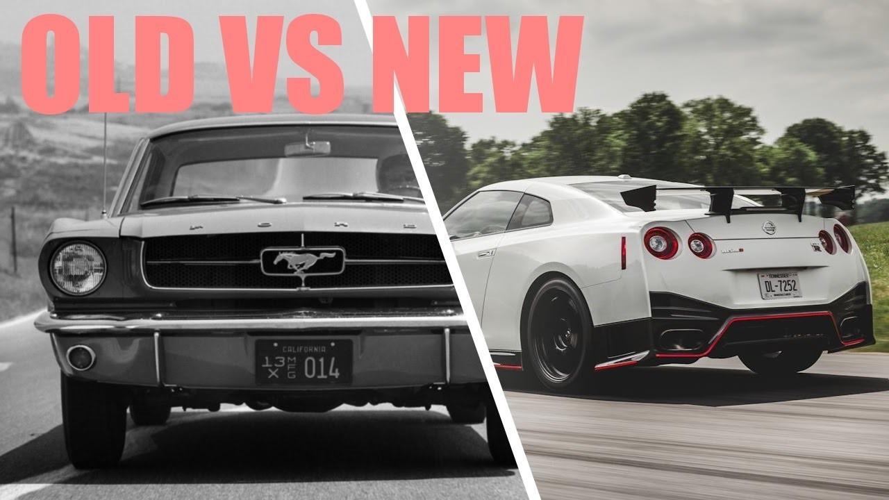 buying old car vs new car